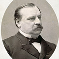 Grover Cleveland (1837-1908) by Granger