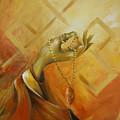 Gyan Mudra by Dina Dargo