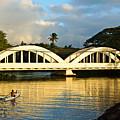 Haleiwa Bridge by Paul Topp