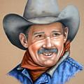 Happy Cowboy by Deb Owens-Lowe