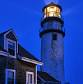 Highland Lighthouse by John Greim