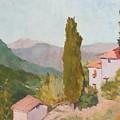 Italian Villa by Fay Terry