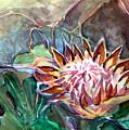 Japanese Flower Arrangement by Mindy Newman