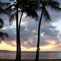 Kauai Sunset by Lara Henderson