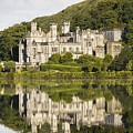 Kylemore Abbey, County Galway, Ireland by Peter McCabe