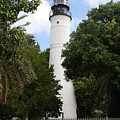 Lighthouse - Key West by Christiane Schulze Art And Photography