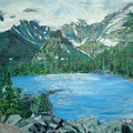 Little Grand Lake by Hal Newhouser