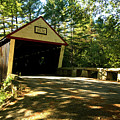 Lovejoy Covered Bridge by Paul Mangold