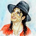 Michael Jackson - Keep The Faith by Nicole Wang