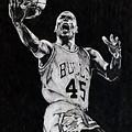 Michael Jordan by Hari Mohan