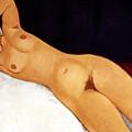 Modigliani Nude 1917 by Granger