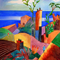 My Dream Vacation by John Mabry