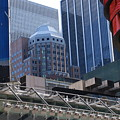 N Y C Architecture by Rob Hans
