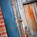 New Orleans Door 2 by Carol Groenen