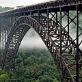 New River Gorge Bridge West Virginia by Brendan Reals