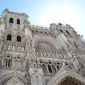 Notre-dame D'amiens by Mary Mikawoz
