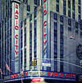 Nyc Radio City Music Hall by Nina Papiorek