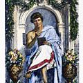 Ovid (43 B.c.-c17 A.d.) by Granger