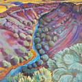 Rio Grande In September by Gina Grundemann