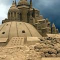 Sand Castle by Sophie Vigneault