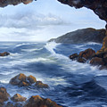 Seascape by Thea Wolff