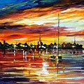 Spain by Leonid Afremov