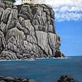 Split Rock Lighthouse by Frederic Kohli