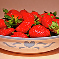 Strawberries by Albert Seger