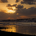 Sunrise Before The Storm by Bonnes Eyes Fine Art Photography