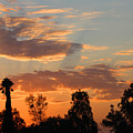 Sunset Moreno Valley Ca by Tommy Anderson