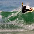 Surfer by Carlos Caetano
