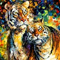 Sweetness by Leonid Afremov