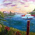 The Harbor by Stan Hamilton