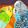 The Kiss by Debbie Beukema