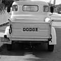 The Old Dodge  by Rob Hans