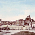 The Palace Of Versailles. C. 1880 by Everett