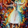 The Symphony Of Dance by Leonid Afremov