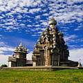 Transfiguration Cathedral On Kizhi by Axiom Photographic