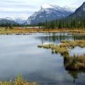 Vermillion Lakes by Tiffany Vest