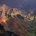 Waimea Canyon by Neil Doren