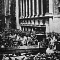 Wall Street Crash 1929 by Granger
