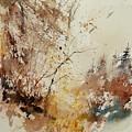 Watercolor 903012 by Pol Ledent