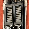 Window In Venice by Michael Henderson