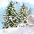 Winter Delight by Melly Terpening