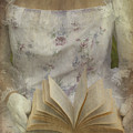 Woman With A Book by Joana Kruse