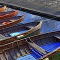 Wooden Boats by Joana Kruse