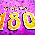 180 Santiago Pinked  by Funkpix Photo Hunter