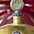 1913 Chalmers Model 18 Jordan Motometer by Jill Reger