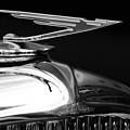 1929 Duesenberg Model J Hood Ornament 2 by Jill Reger