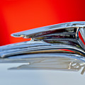 1935 Ford V8 Hood Ornament 3 by Jill Reger